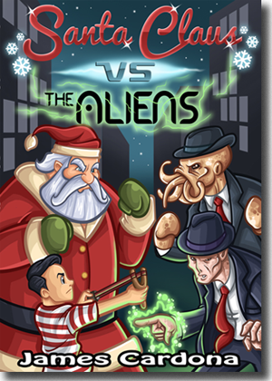 Santa Claus vs. The Aliens